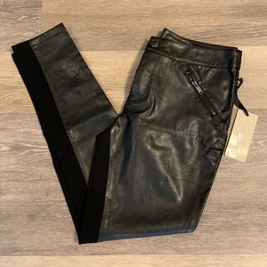 "Forever 21 ""Leather"" Leggings"